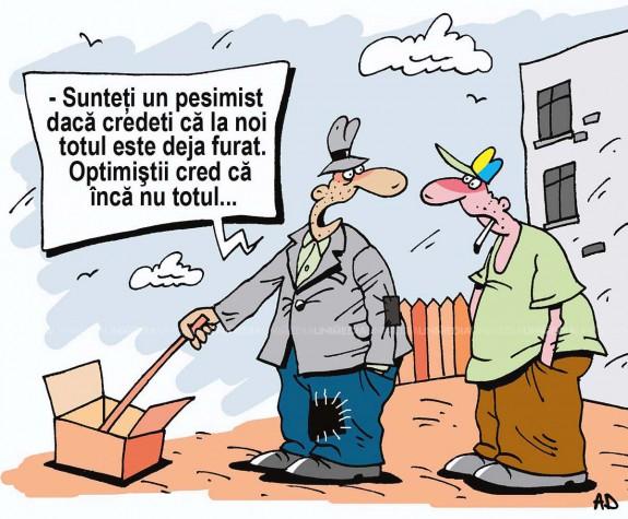 Pesimism - optimism