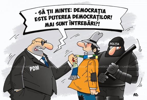 Democraţia