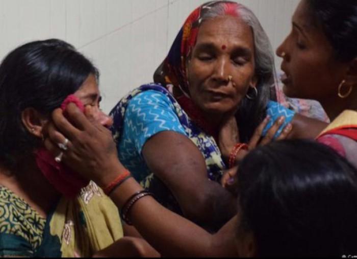 Şaizeci de copii, decedaţi într-un spital în India din cauza epuizării rezervelor de oxigen