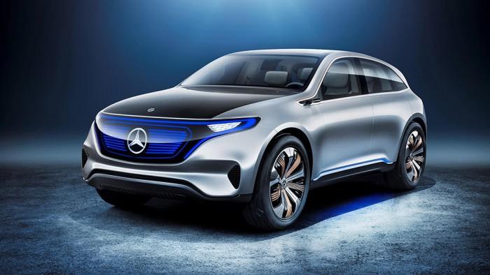 Ştiai asta? Ţara în care se poate face deja o precomandă pentru primul electromobil Mercedes-Benz EQ