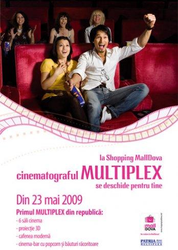 La Shopping Malldova S A Deschis Primul Cinematograf
