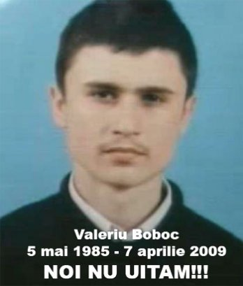 COMUNIŞTII RECUNOSC: Valeriu Boboc a murit în urma unor lovituri dure