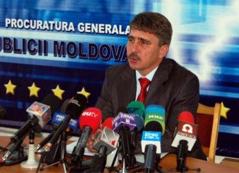 România nu a fost implicată în protestele din 7 aprilie, susține procurorul general Valeriu Gurbulea