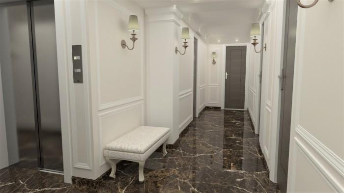 Apartamente de lux în Centrul Capitalei de la 699 Euro/m2