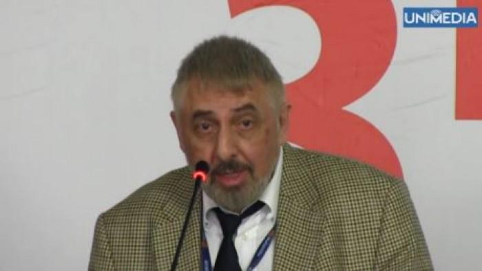 (video) Vladimir Socor, discurs dur la adresa Rusiei și intenția de a crea o frontieră comună cu Moldova și România