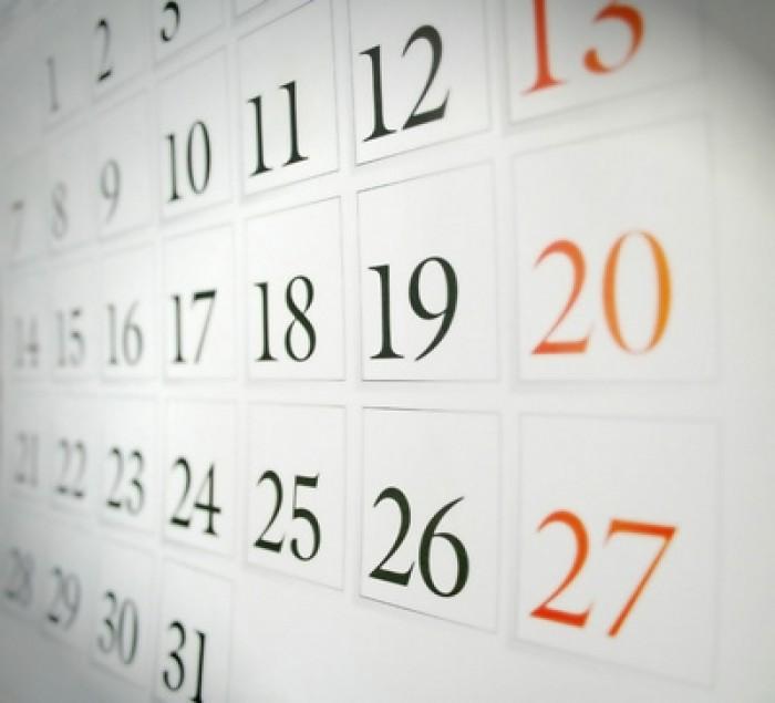 10 mai și 26 august vor fi zile nelucrătoare! Filat: Să includeți și 25 decembrie!