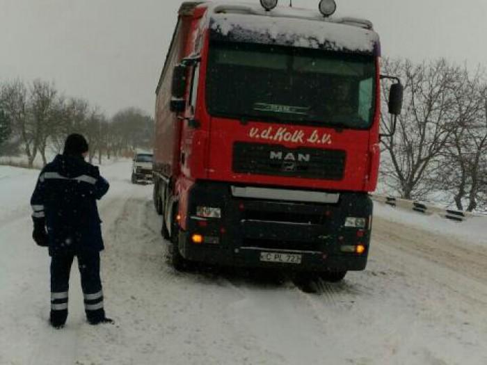 În mai multe raioane din țară a fost nevoie de intervenția pompierilor și salvatorilor în ultimele 24 de ore
