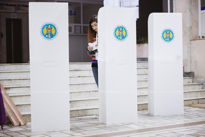 În Republica Moldova se vor constitui 46 din cele 51 de circumscripții uninominale: La Chișinău vor fi deschise 11, două în UTA Găgăuzia și una în Taraclia