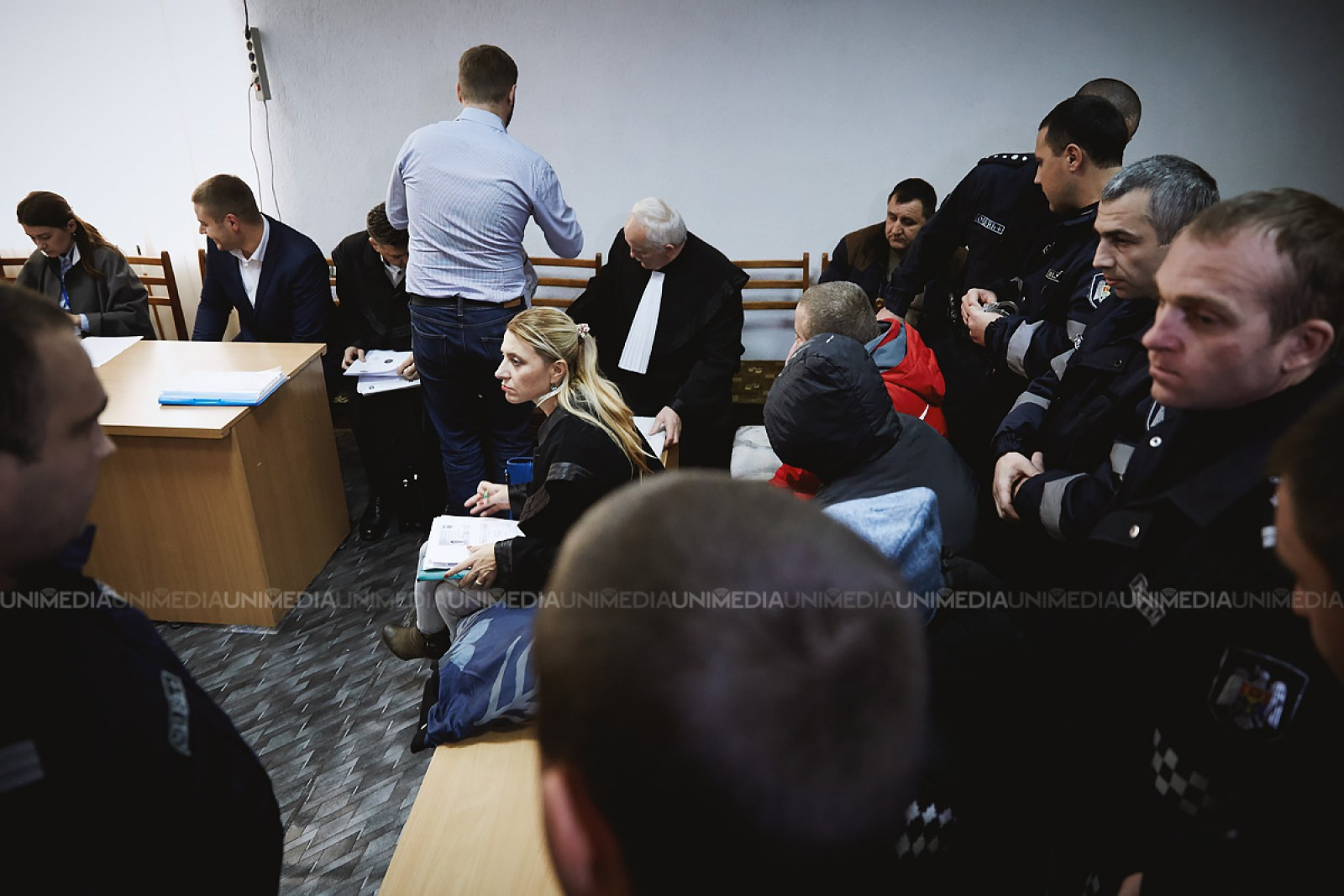 Cazul Andrei Braguța: Încă 13 poliţişti, acuzați de tratament inuman, trimişi în judecată