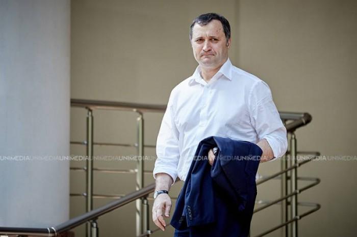 Încă 30 de zile de arest pentru Vlad Filat