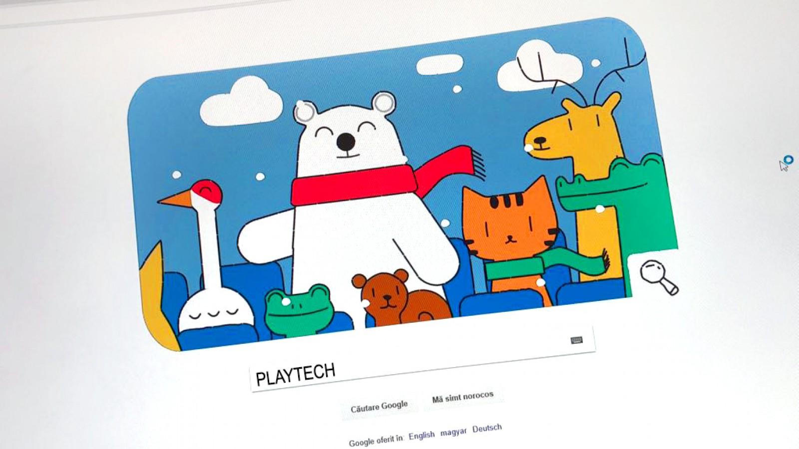 Încep Jocurile Olimpice de iarnă 2018: Ce reprezintă noul Google Doodle