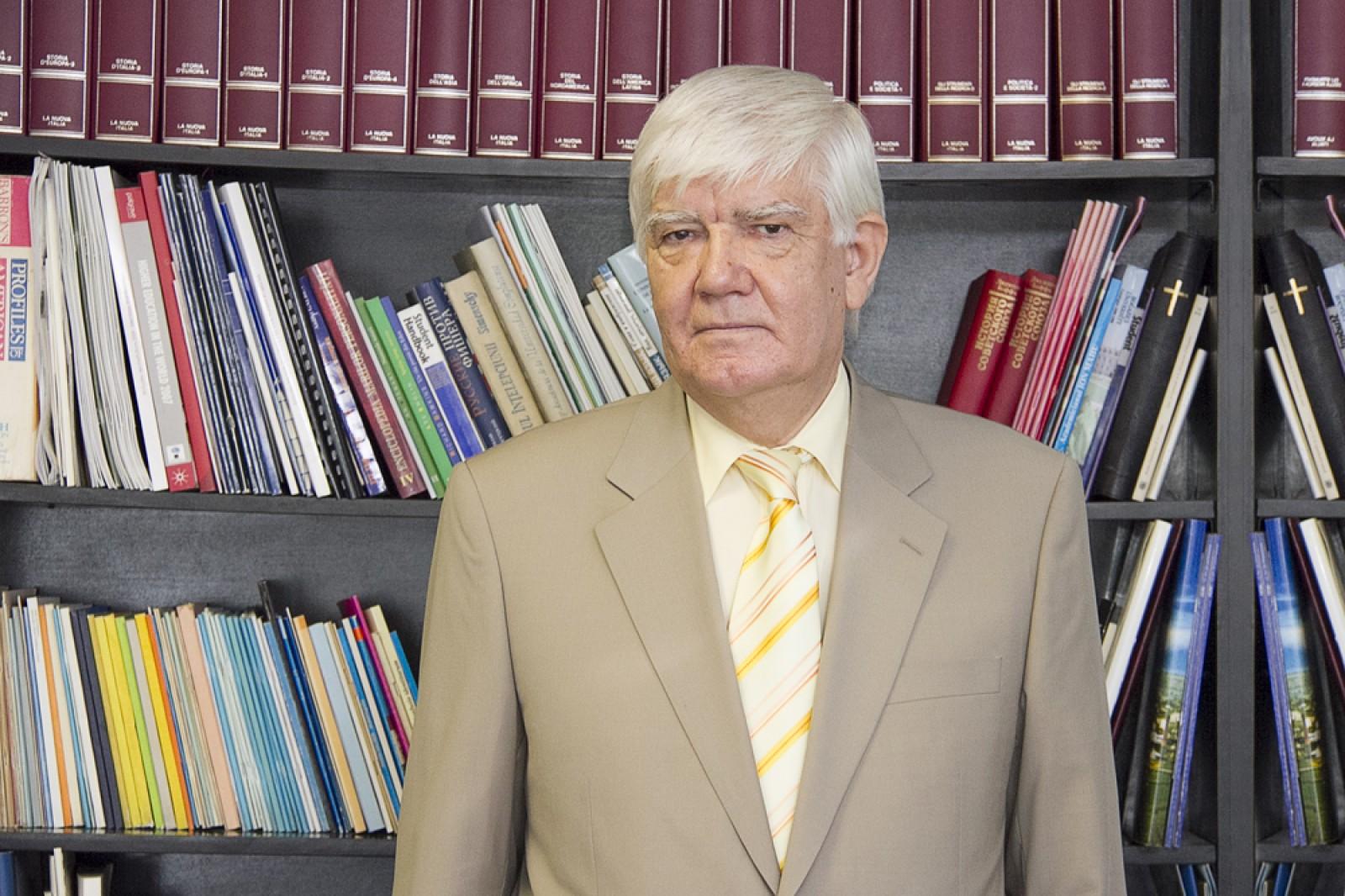 A murit rectorul Universității Libere Internaționale, Andrei Galben
