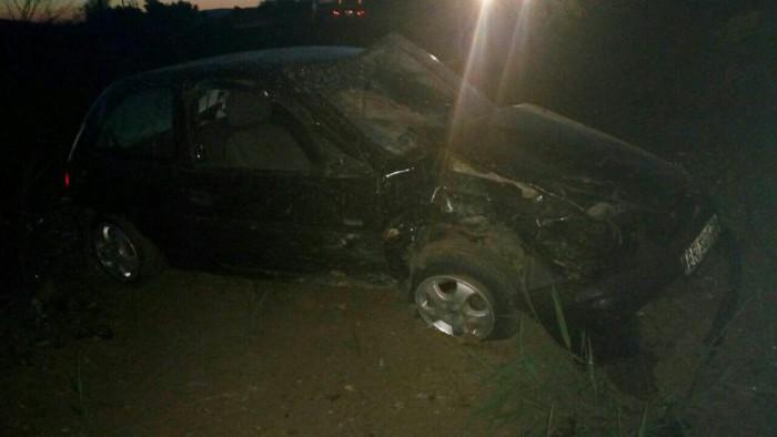 Accident grav în raionul Călărași. Un bărbat de 43 de ani a ajuns în comă la spital