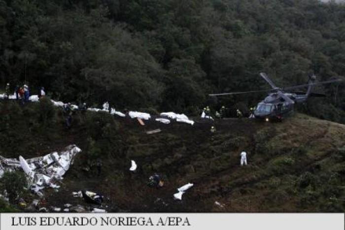 Accidentul aviatic din Columbia: O parte din echipaj nu avea autorizație