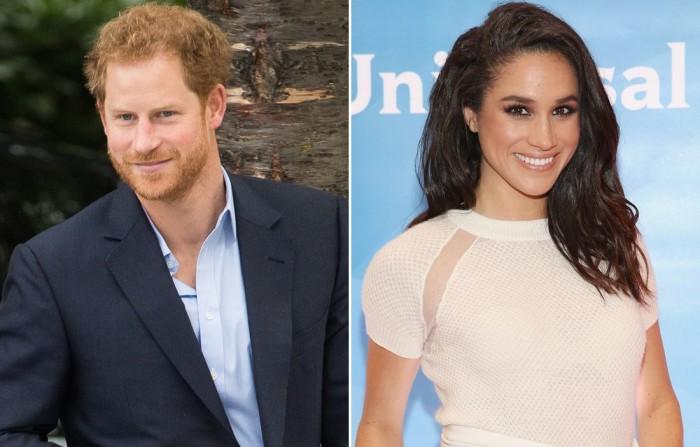 """Actrița Meghan Markle a vorbit pentru prima dată despre relația sa cu Prințul Harry: """"Suntem îndrăgostiți"""""""