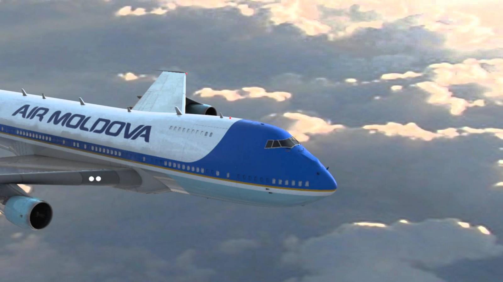 """Air Moldova este """"Cea mai punctuală Companie Aeriană"""", potrivit Aeroportului rus, Domodedovo"""