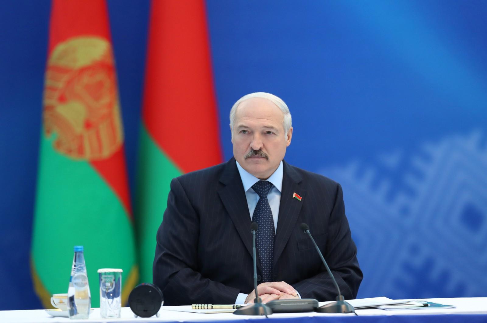 Aleksandr Lukașenco: Slănina este cel mai bun doping pentru sportivii din Belarus