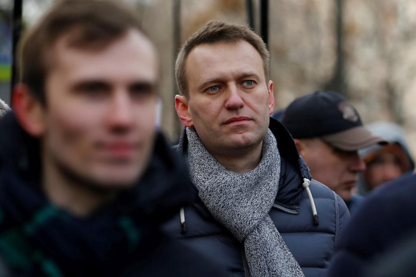 """Aleksei Navalnîi, condamnat la 30 de zile de închisoare pentru organizarea protestelor anti-Putin: """"Nu am nevoie de un nou ţar"""""""