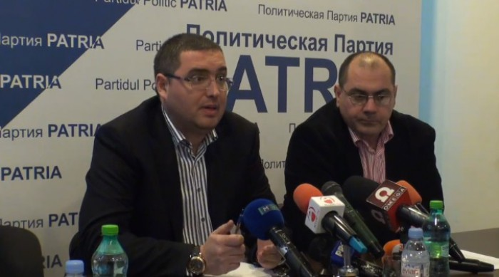 Alexandr Petkov se alătură lui Renato Usatîi