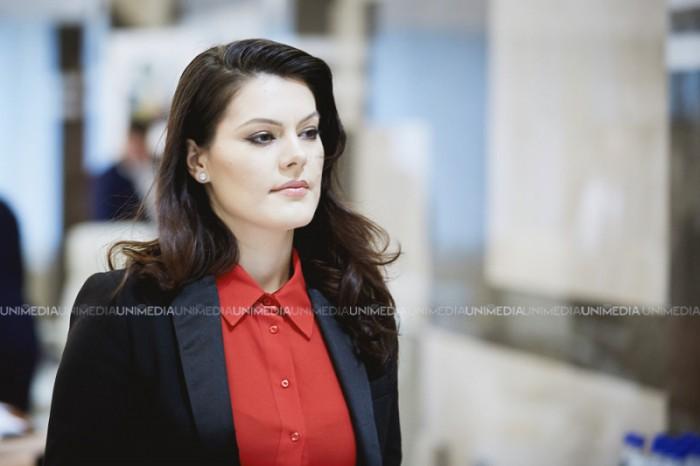 (doc) Alina Zotea s-a prezentat, din proprie inițiativă, la Inspectoratul Național de Patrulare