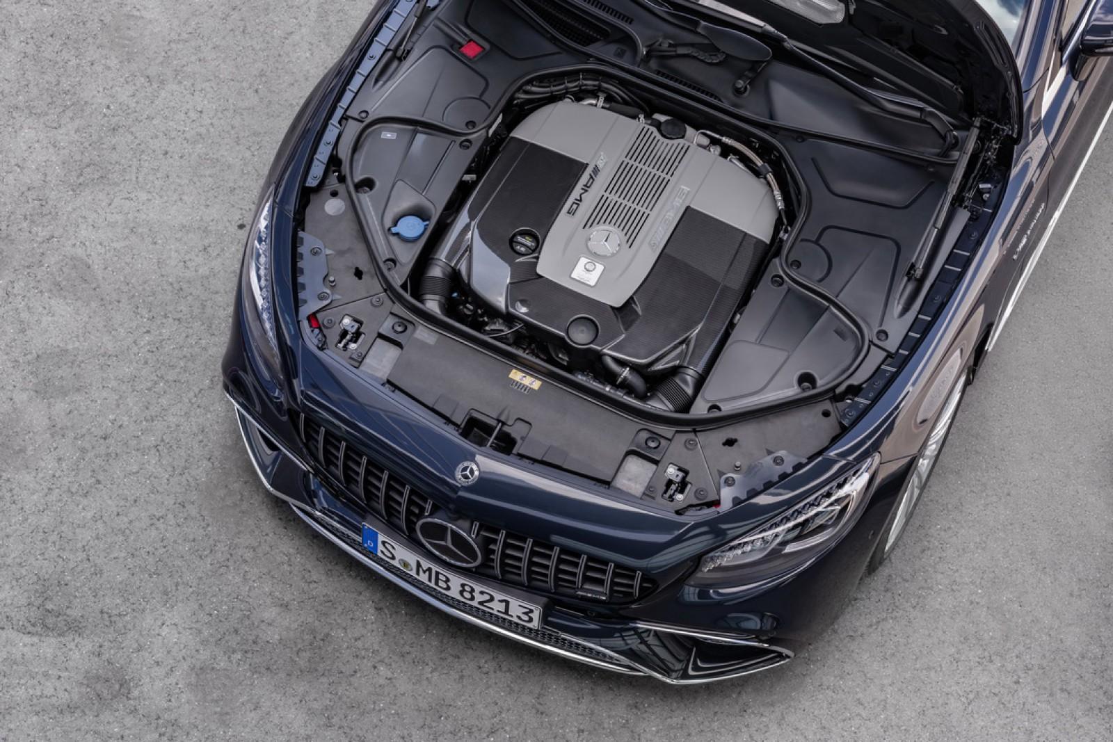 AMG va renunţa la motoarele V12 pentru modelele Mercedes. Când se va întâmpla şi cu ce le va înlocui
