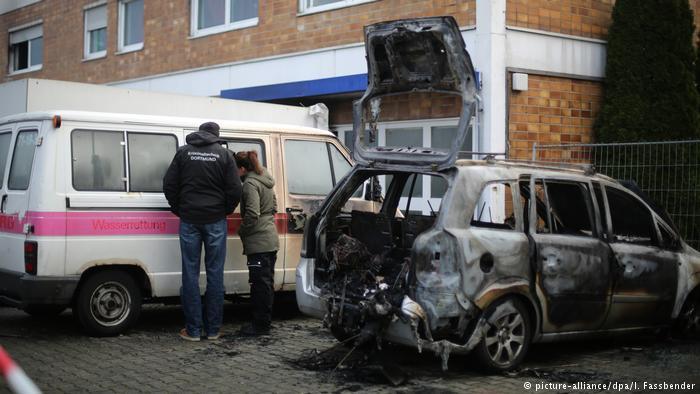 Anchetă după incendiul de la Bergkamen, unde erau cazați 33 de români și 8 moldoveni: Ce spun autoritățile din Germania