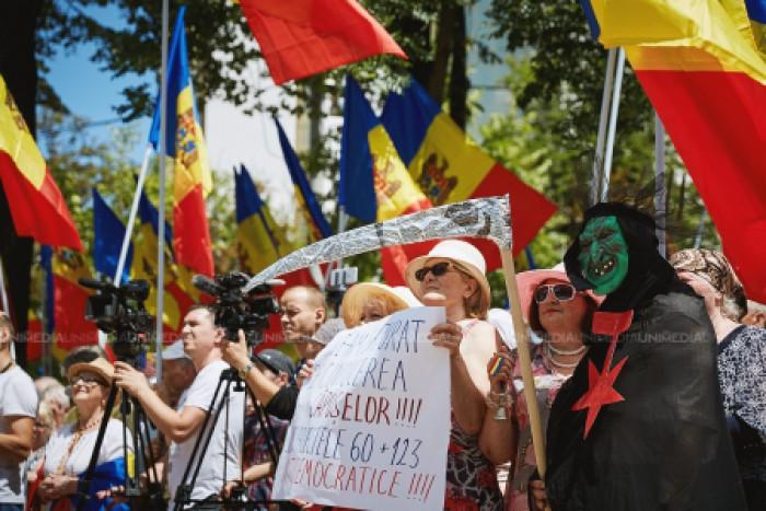 (video) Andrei Năstase și Maia Sandu anunță un nou protest: Vom insista pe renunţarea la sistemul electoral mixt