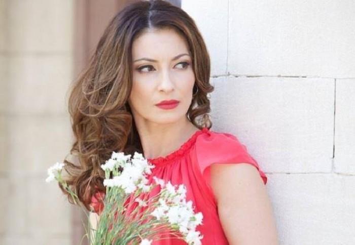 Angela Gonța și-a luat rămas bun de la telespectatorii ProTV
