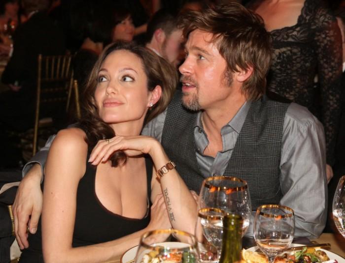 Angelina Jolie și Brad Pitt se gândesc să renunțe la divorț