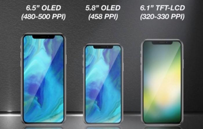 Apple ar putea lansa încă trei modele asemănătoare iPhone X, anul viitor