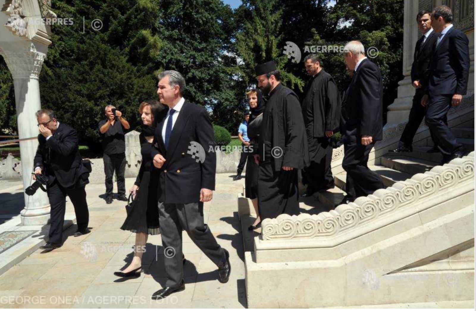 Are loc parastasul de 40 de zile al regelui Mihai la Curtea de Argeş