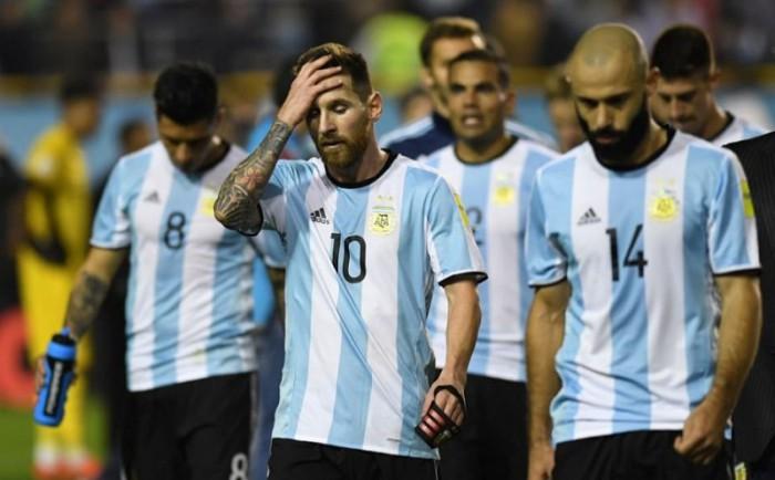 (video) Argentina a reușit doar o remiză pe teren propriu cu Peru. Echipa lui Messi este aproape să rateze Mondialul din 2018