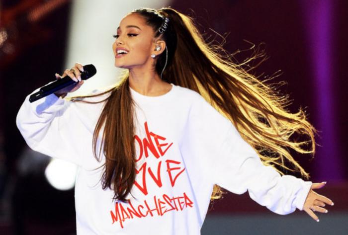 Ariana Grande, artista la concertul căreia a avut loc atacul terorist din Manchester, a postat un mesaj despre atacul din Las Vegas