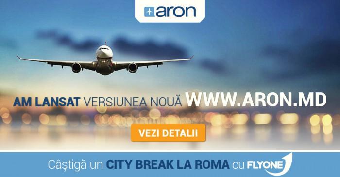 ARON GROUP lansează versiunea nouă a site-ului. De acum mai comod și mai modern