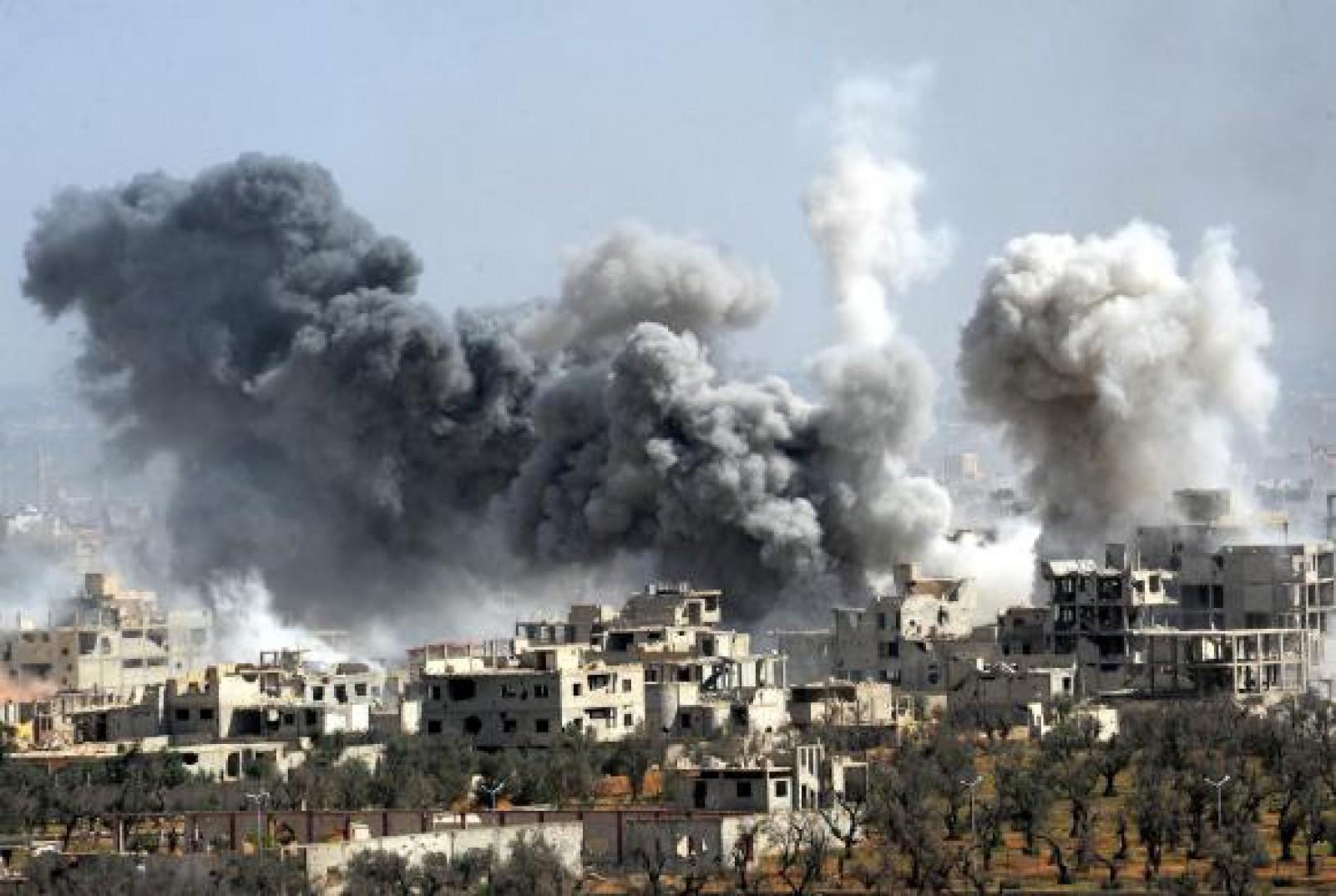 """Atlantic Council: """"Să fim cinstiți, nu ne pasă prea mult de civilii sirieni"""""""