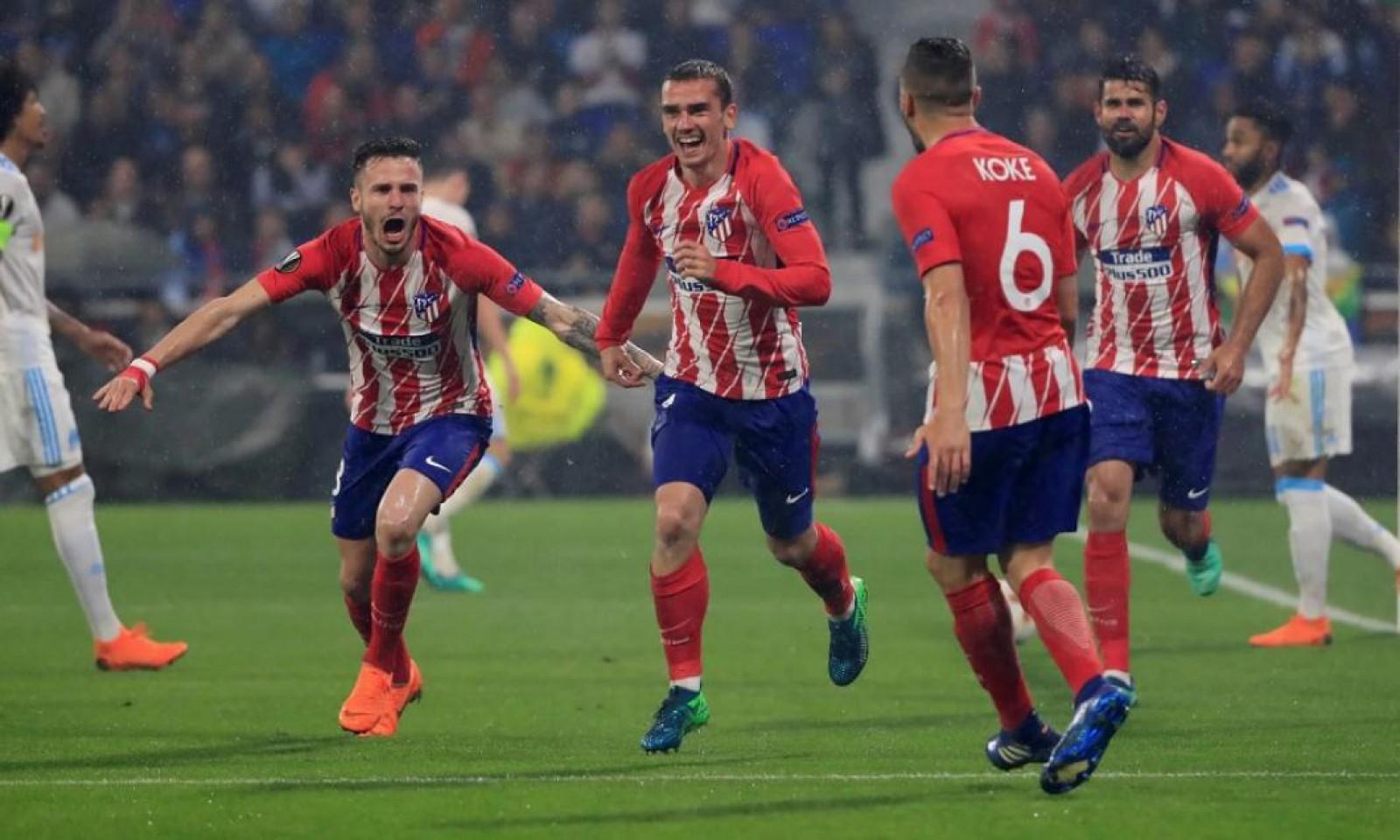Atletico Madrid a câștigat pentru a treia trofeul Europa League! Spaniolii au învins în finală echipa Olimpique Marseille