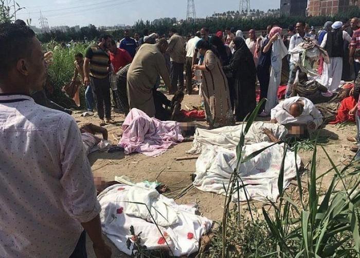 Autorităţile egiptene anunţă că 21 de persoane şi-au pierdut viaţa, după un accident feroviar din Alexandria