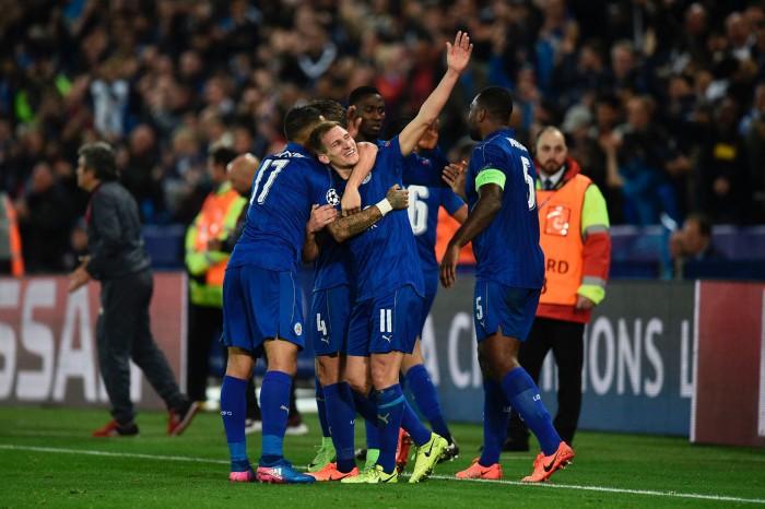 Aventura lui Leicester în Liga Campionilor continuă! Campioana Angliei a eliminat-o pe Sevilla și s-a calificat în sferturile competiției