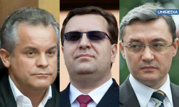 Averile primilor trei candidați din lista PD