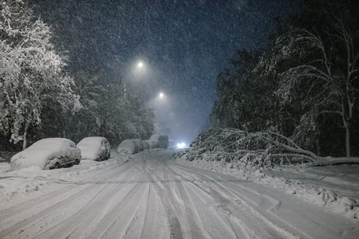 Avertizare meteorologică! După Cod portocaliu de ninsoare, Moldova e sub Cod galben de îngheț