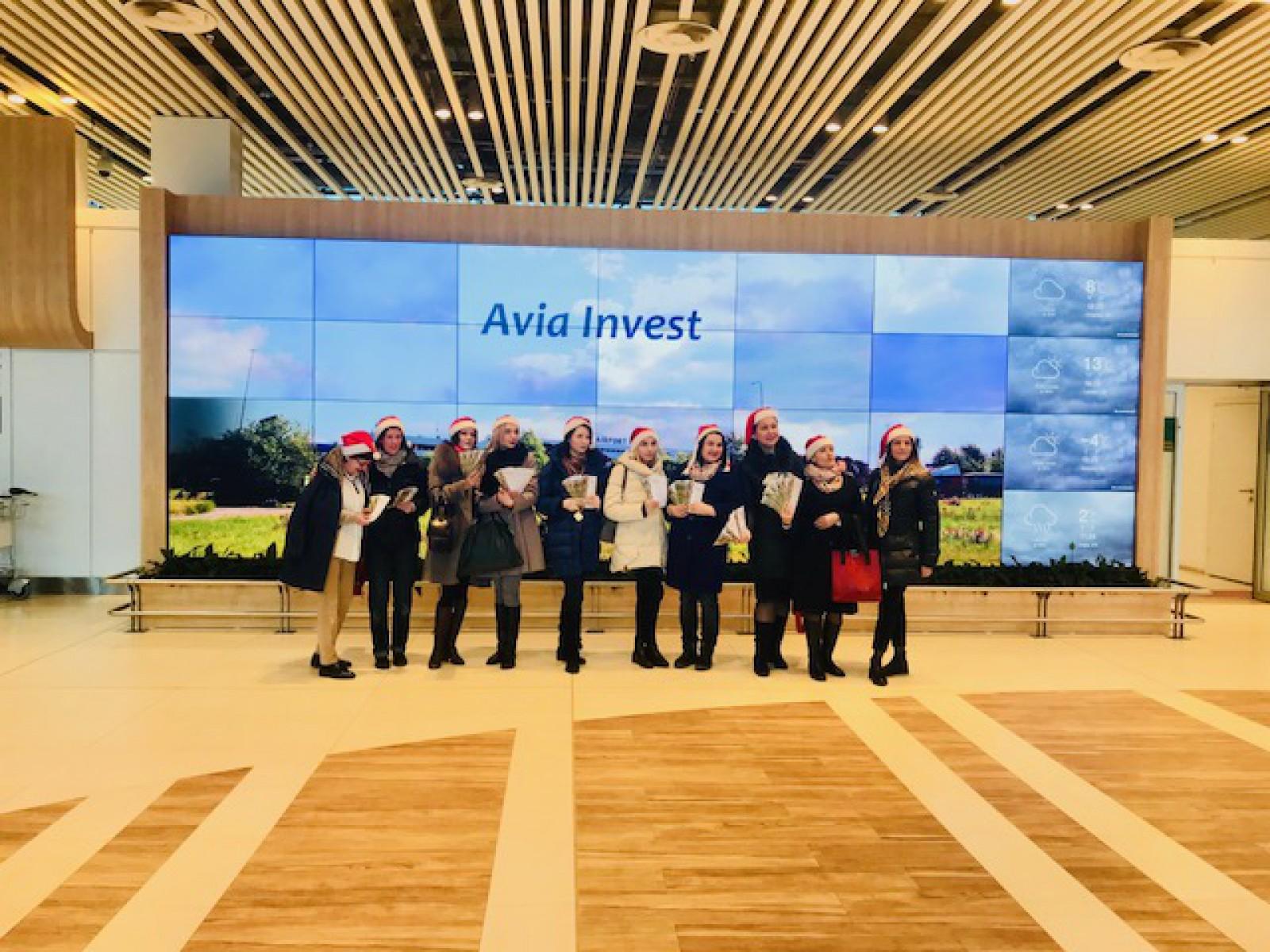 Avia Invest susține Târgul caritabil de Iarnă