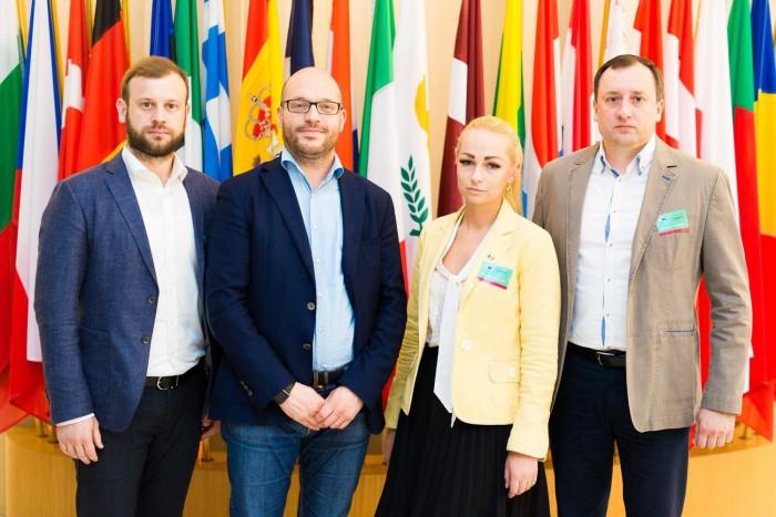 Avocații lui Ilan Shor s-au întâlnit cu deputatul european Lorenzo Fontana