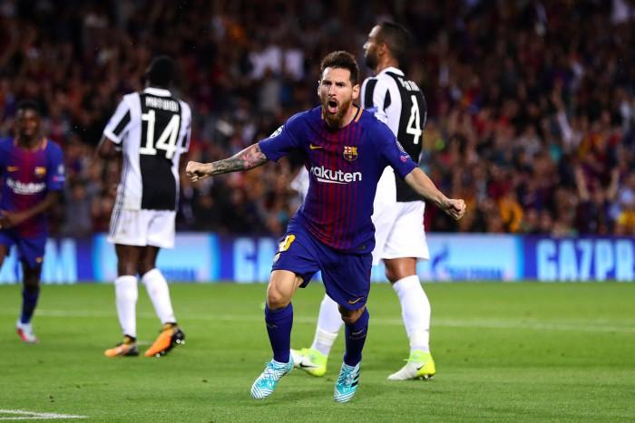 Barcelona s-a impus fără probleme în duelul cu Juventus! Messi a reușit o dublă în poarta lui Buffon