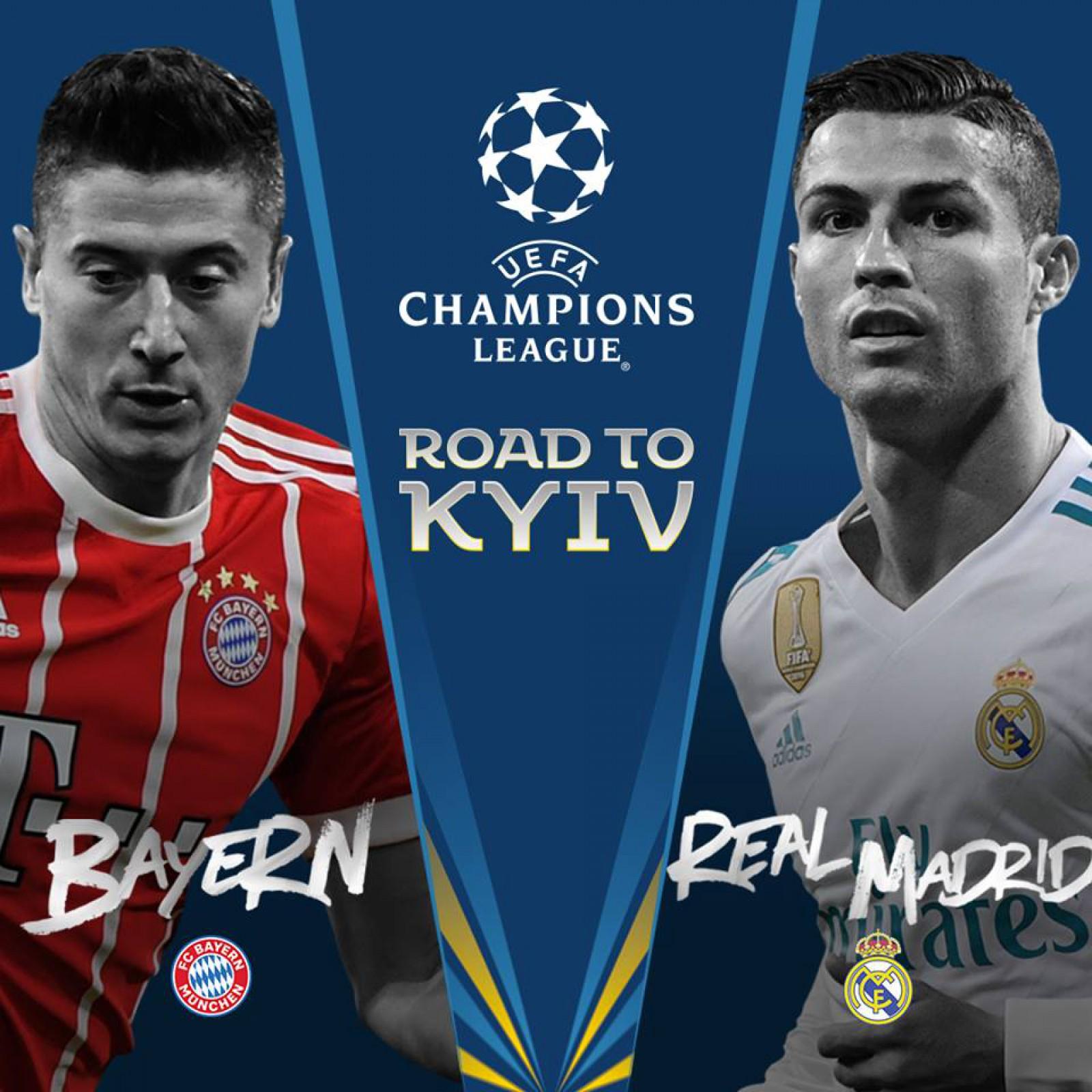 Bayern Munchen va juca cu Real Madrid în semifinalele Ligii Campionilor! Partida tur este programată pentru 24 aprilie