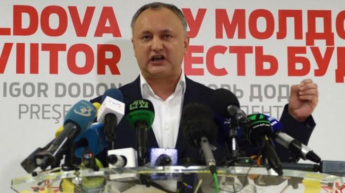 BBC, despre victoria lui Igor Dodon: Candidatul pro-Moscova câștigă alegerile în Moldova