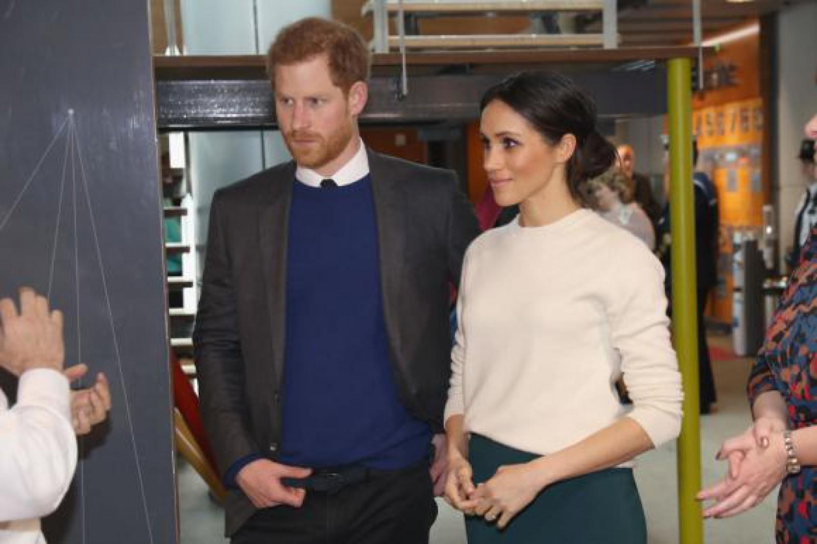 Bere special creată pentru căsătoria prințului Harry cu Meghan Markle