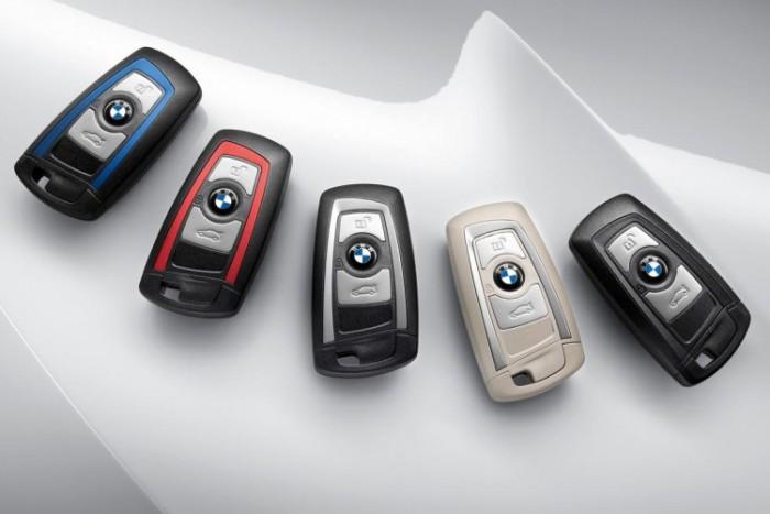 BMW se gândeşte să renunţe complet la cheile pentru automobile. Iată cu ce vor fi înlocuite