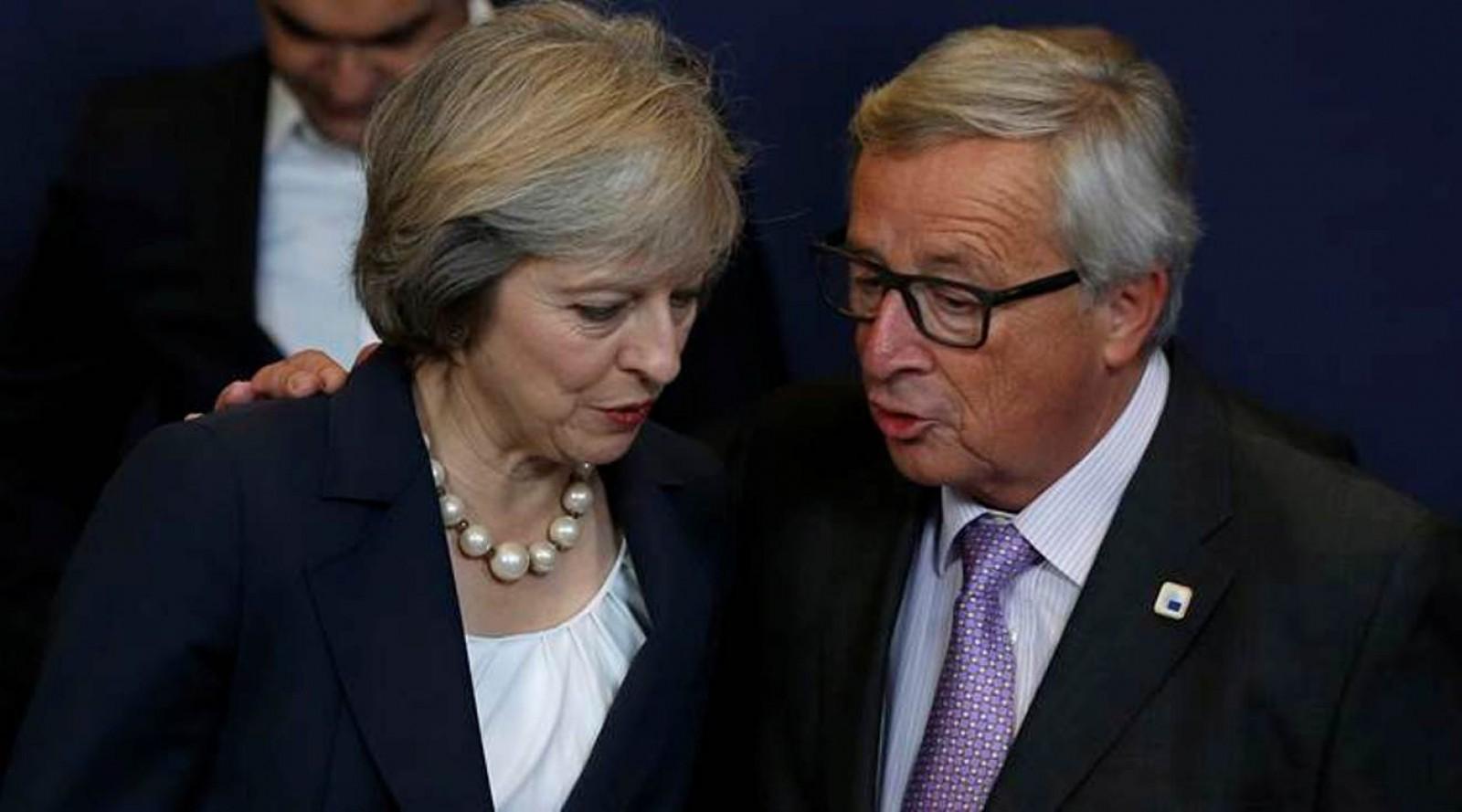 Negocierile Brexit: UE și Marea Britanie nu au ajuns la un numitor comun. Divergențele au apărut în problema hotarului nord-irlandez