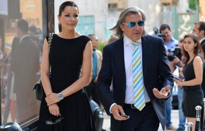 Brigitte Sfăt a divorțat de Ilie Năstase