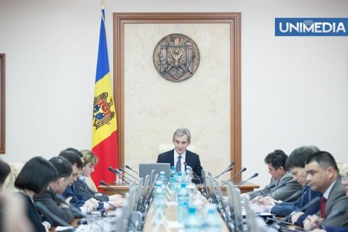 Cabinetul de miniștri în ședință, la Vadul lui Vodă